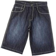 Southpole Basic Denim Shorts