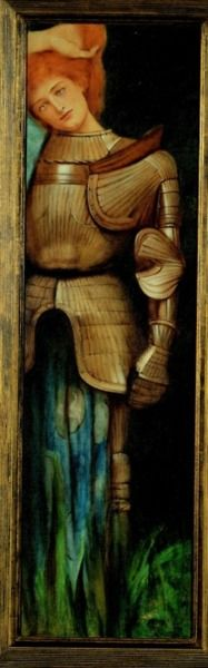 Fernand Khnopff - Britomart. The Faerie Queen, 1892 art xvii, evoc art, 1892, queens, art symbol, britomart, faeri queen, khnopff fernand, fernand khnopff