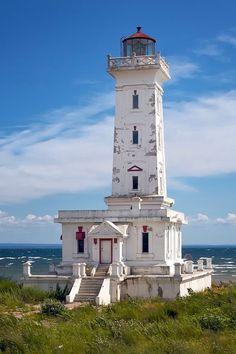 Point Abino Lighthouse, Ontario, Canada