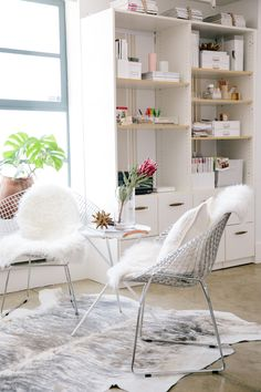 The cool new ways to trick out your work space