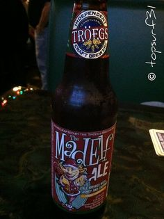 The Mad Elf - Craft brew