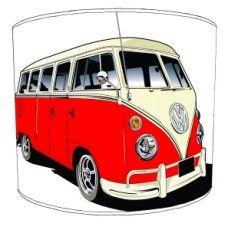 VW Camper van lampsh