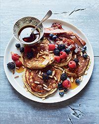 Gluten-Free Banana-Coconut Pancakes Recipe on Food & Wine