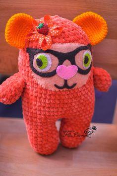 Toys by Alla Chernous: Плюшевая радость