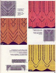 beautiful stitches to try