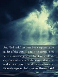 Water on Earth    http://www.facebook.com/LikesJesus