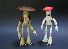 Myconids by :jovian:, via Flickr