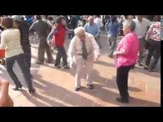 Old Man Shocks Everyone at Wedding with His Dancing Skills