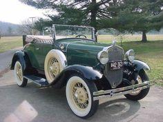 vintag car, ford model, 1930 ford, classic car, vintage cars