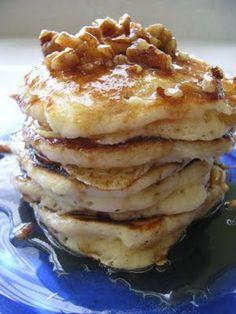 butter pecan buttermilk pancakes