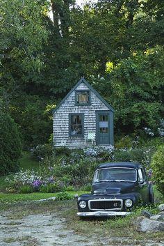 Volvo Cottage