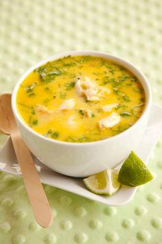 Paula Deen Creamy Coconut Soup