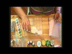 Tutorial | Polymer Clay | Effetto Ceramica | DIY Faux Tiles | Prima Parte - YouTube