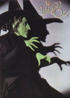 Wicked Witch Margaret Hamilton, number one Witch!!!