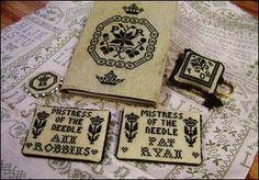 Quaker Love Letter Pocket - R