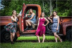 Senior Pictures with your friends at a farm are awesome and a ton of fun! Best senior pics in Michigan with Arising Images.