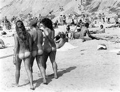 Blacks Beach in San Diego California...was always known as a nudist beach