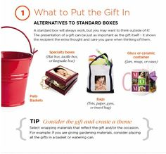 Make your gift even more special by giving it a one-of-a-kind wrapping. Find fun, unique ways to wrap gifts with Shutterfly, from keepsake boxes and totes to mugs and posters. Click for more gift wrapping ideas.