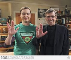 Awesomeness... live long and prosper.