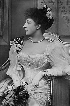 """Queen Maud of Norway (1869-1938),  Princess Maud (Maud Charlotte Mary Victoria """"Harry"""") (1869-1938) of Wales, UK. 5th child of Edward VII (1841-1910) & Alexander of Denmark (1844–1925). Married King Haakon VII (Prince Carl of Denmark & Iceland, born Christian Frederik Carl Georg Valdemar Axel) (1872-1957) Norway."""