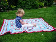 Betsy Makes ....: Picnic Blanket