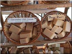 Awesome site for making homemade soap (even how to make lye!) organic pesticides, and other great stuff.