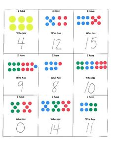 great math freebie!