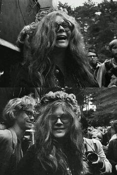 Janis Joplin @ Woodstock