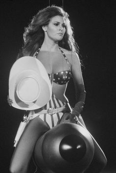 limited-creation:  Raquel Welch  Is that a rocket in your pocket...