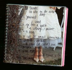 Love this journaling right over the photo