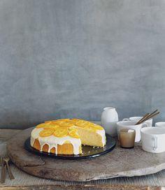 meyer lemon cake on domino.com