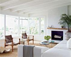 Modern Organic - modern - Living Room - Orange County - E² Interior Design