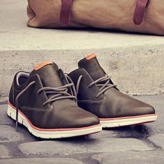 toe oxford, male style, timberland earthkeep, plain toe