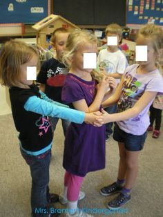 Mrs. Bremer's Kindergarten: Rhyming Bridge {Is Falling Down}