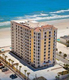 Daytona Beach condo rental - Ariel View