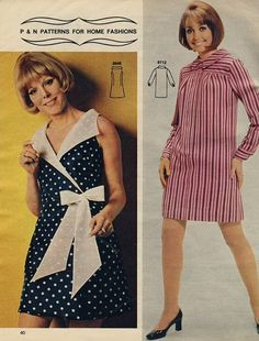 1969  Vogue Pattern Book,May/June 1969