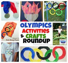 Olympics Activities Roundup