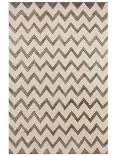 Chevron Hand-Tufted Rug by nuLOOM at Gilt