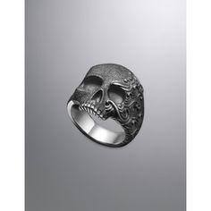 skull ring, wearabl skull, sugar skull