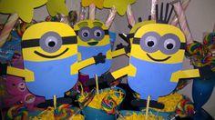 Despicable Me party decorations!