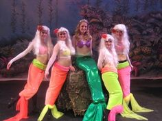STUDIO K's THE LITTLE MERMAID ballet at WHS May 4th and 5th get your tickets at: http://littlemermaidballet.eventbrite.com/#