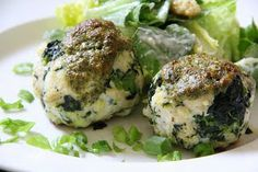 Green Onion and Spinach Turkey Meatballs