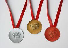 Cute! Kix Cereal Box Winter Games Medals