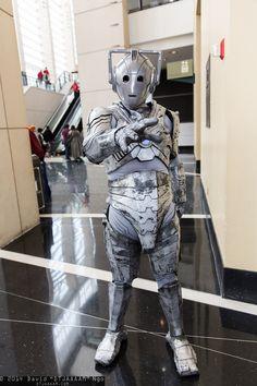 Cyberman #C2E2 #2014