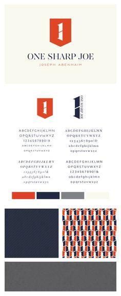 One Sharp Joe • Braizen Branding and Design for Small Businesses