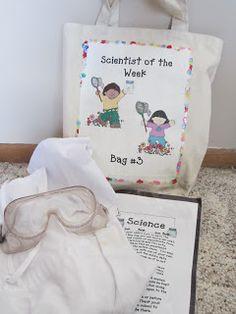 love love love this idea // kindergarten at heart.