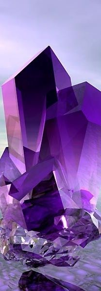 amethyst crystal    #OPIEuroCentrale #WantToBiteMyNeck