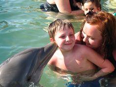 Dolphin Cove, Lucea, Jamaica <3