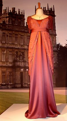 Lady Edith's costume, Downton Abbey