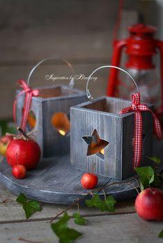 magic lantern, blueberri, christma decor, christma idea, lantern galor